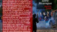 El 19 de julio de 1979 (43 años después del inicio de la Revolución Española contra el golpe de Estado de Franco) triunfaba en Nicaragua una revolución de […]