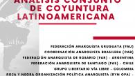 ANÁLISIS DE COYUNTURA LATINOAMERICANA América latina, tierra indómita y rebelde, heredera de siglos de luchas y resistencias, en donde la magia invade el realismo, lugar en donde estamos pasando por […]