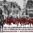 A 52 años del Cordobazo, seguimos apostando por la organización y la acción directa para construir un pueblo fuerte por los Cordobazos que faltan Viva la rebelión de lxs […]
