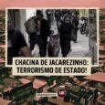 Este jueves 6 de mayo una masacre se derribó sobre la comunidad del Jacarezinho, en Río de Janeiro, con al menos 25 personas muertas. La autoría es de la […]